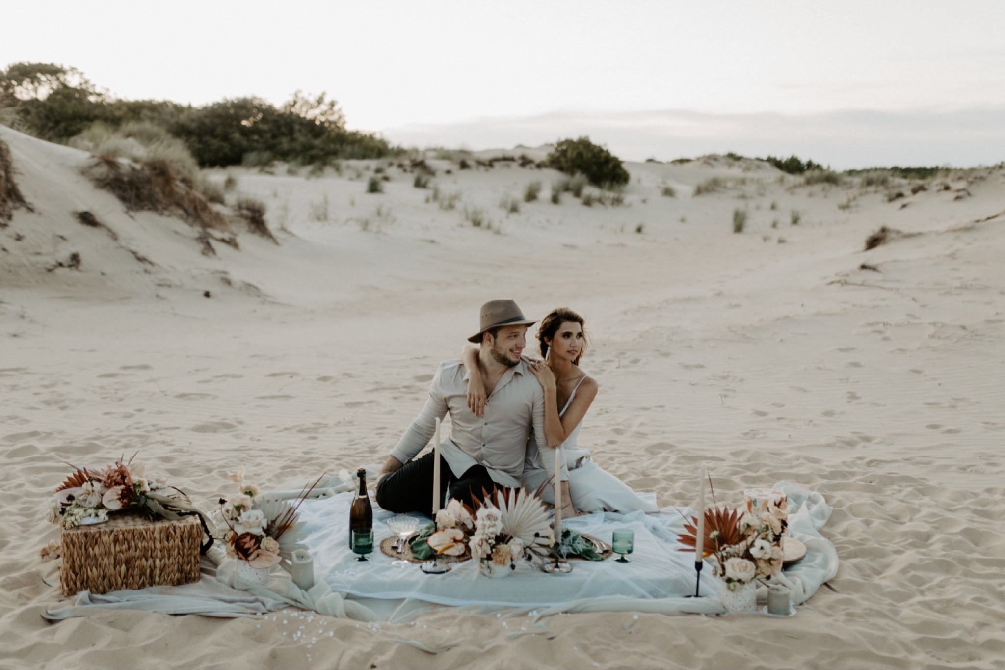 intimate adventurous elopement
